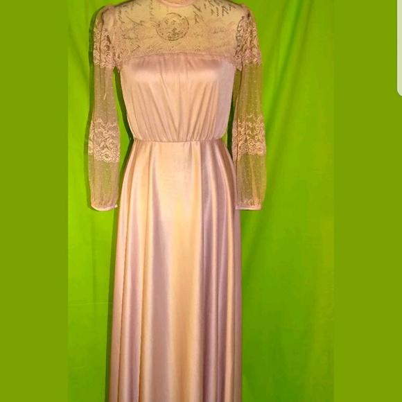 c5731e9e628cd jcpenney Dresses & Skirts - Vintage Jcpenney Prairie Dress Size ...